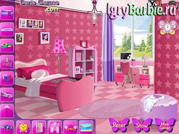 Игры для девочек дизайн для барби
